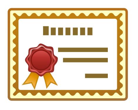 Подарочный сертифиат
