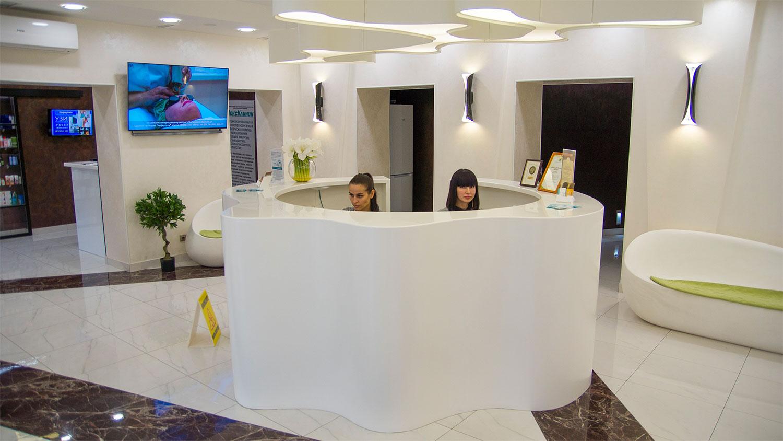 Вакансии клиники красоты Нефертити